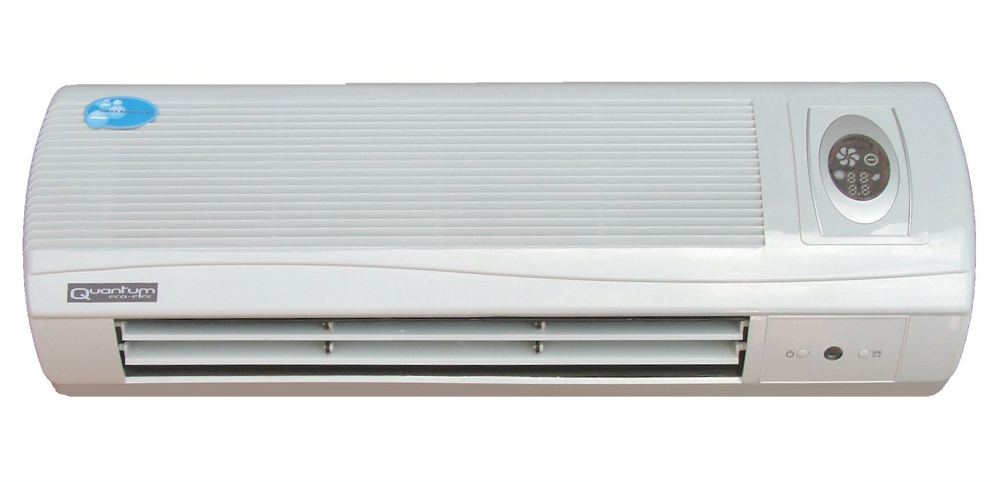 Slimline electric heaters wall mounted - Heater Qe7050